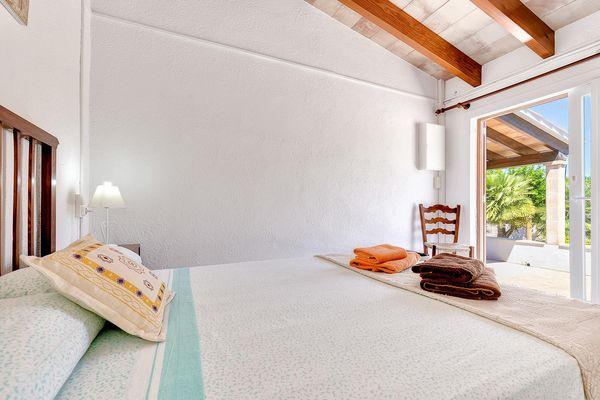 Doppelbett für ausgeruhte Nächte