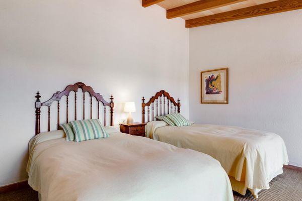 Suite 2 - Schlafzimmer