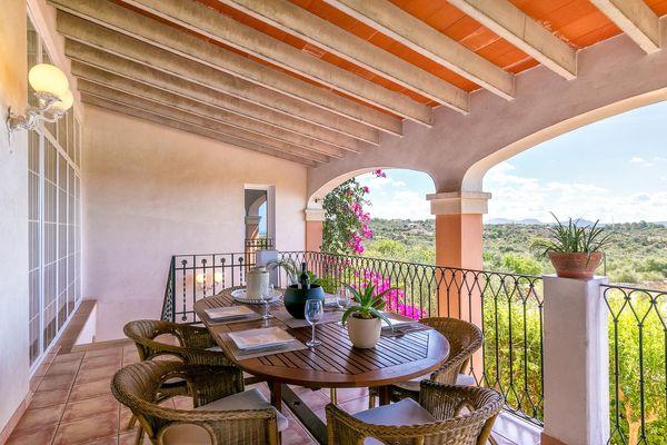 Villa Portol mit herrlichem Weitblick