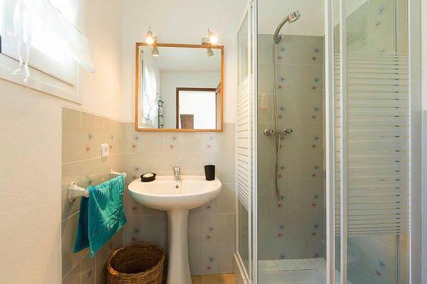 Casa Romantica - Badezimmer