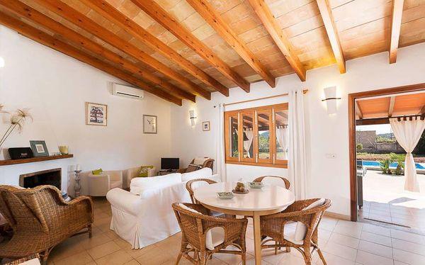 Casa Romantica - Wohn- und Esszimmer