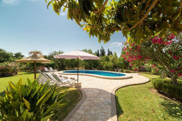 Corona - Garten & Pool
