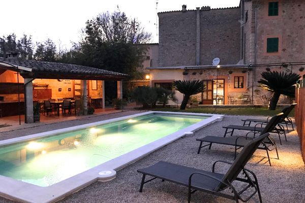 House Casa Can Rae In Soller Mallorca Northwest For 8 Persons To