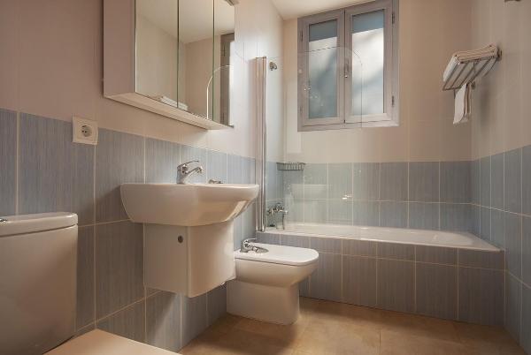 Cala Molins - Badezimmer