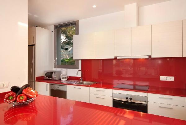 Cala Molins - Küche