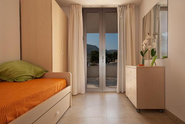 Cala Molins - Schlafzimmer mit Einzelbett