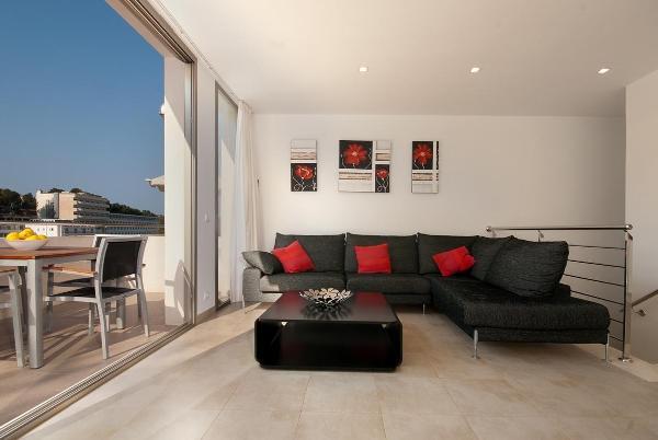 Cala Molins - Wohnzimmer