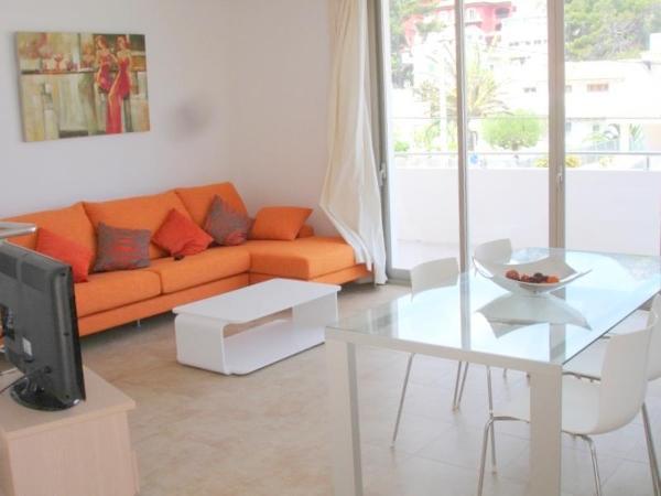 Cala Molins - Wohn- und Esszimmer