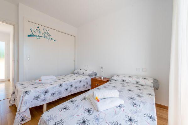 Ganxo - Schlafzimmer mit Einzelbetten