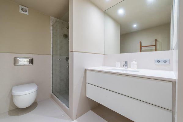 Bergantin - Badezimmer