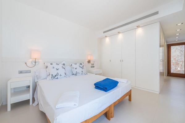 Bergantin - Schlafzimmer
