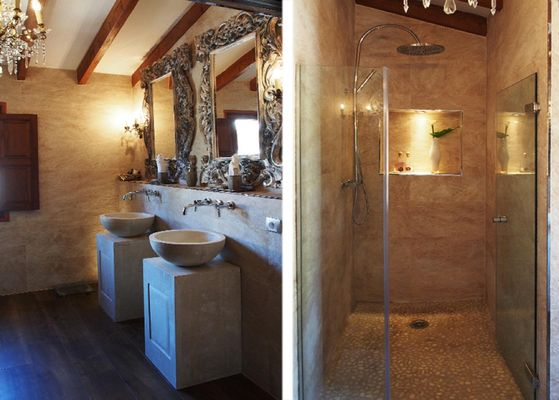 Santa Lucia - Badezimmer