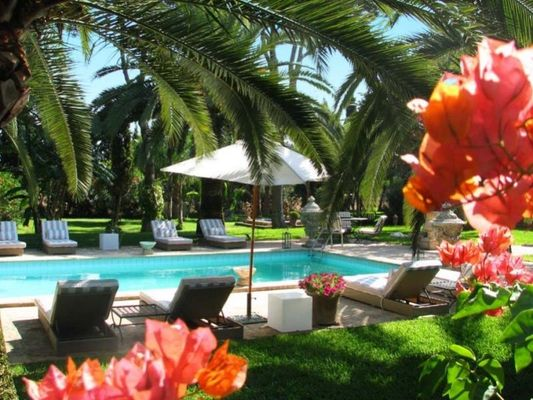 Santa Lucia - Garten & Pool