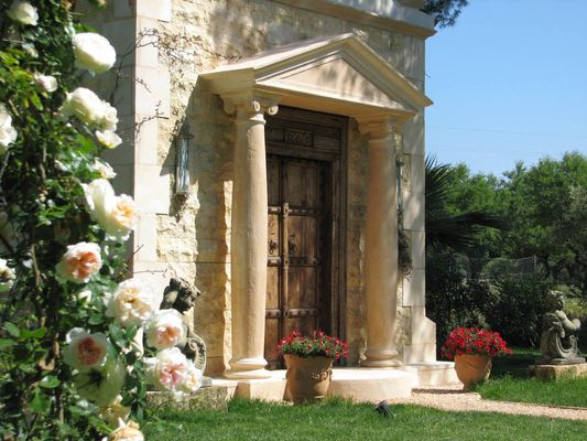 Santa Lucia - Kapelle von aussen