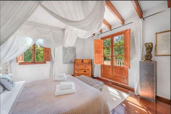 Santa Lucia - Schlafzimmer mit Doppelbett