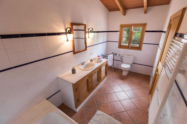 Morey - Badezimmer